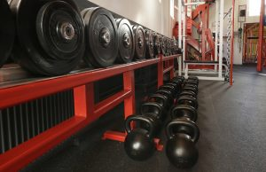 weight training is crucial to building muscles.